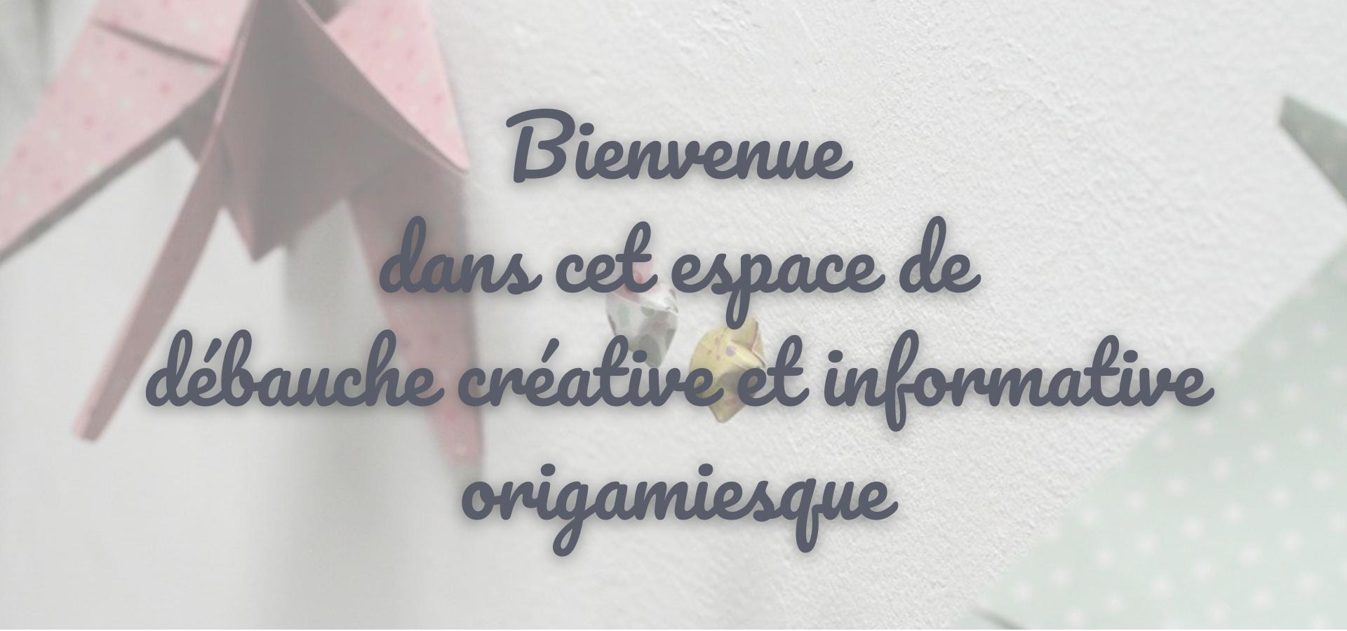 accueil blog origami marigami